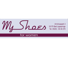 My Shoes for women